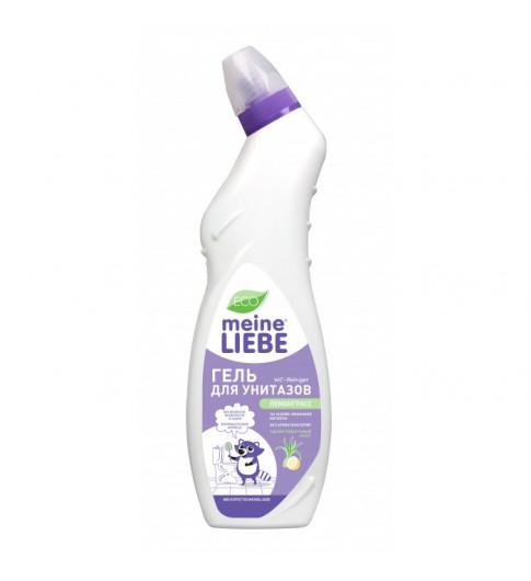 Meine Liebe Гель для чистки унитаза «Лимон», 750 мл