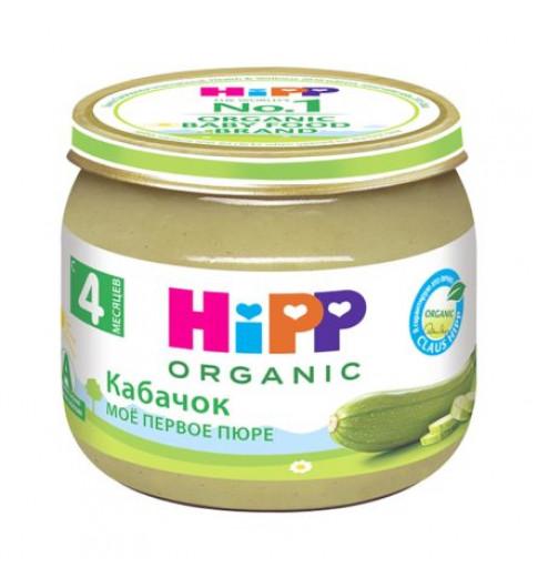 Hipp Мое первое пюре Кабачок, 4 мес+, 80гр Хипп