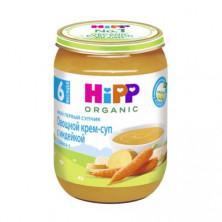 Hipp Крем-суп овощной с индейкой, 6 мес+, 190г Хипп
