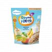 ФрутоНяня Каша молочная овсяная с яблоком и бананом, 6мес+, 200 гр