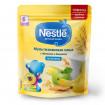Nestle Каша мультизлаковая с яблоком и бананом, молочная, 220 гр, 6мес+ Нестле