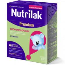 Nutrilak (Нутрилак) Премиум Кисломолочная смесь, 0-12мес, 350гр