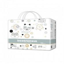 Inseense Трусики Подгузники V5S XL (12-17 кг) 34 шт  - стандартные