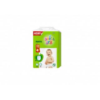 Helen Harper Трусики-подгузники Soft & Dry Maxi (8-13  кг) 72 шт Хелен Харпер