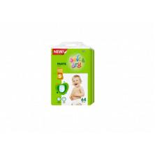 Helen Harper Подгузники-трусики Soft & Dry Junior (12-18 кг) 64 шт