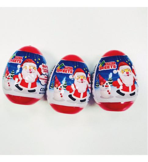 """""""Сладкая Сказка""""  Smart Sweets Новогоднее яйцо с сюрпризом"""