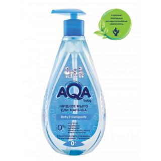 AQA baby Жидкое мыло для  малыша, 250 мл, 0мес+