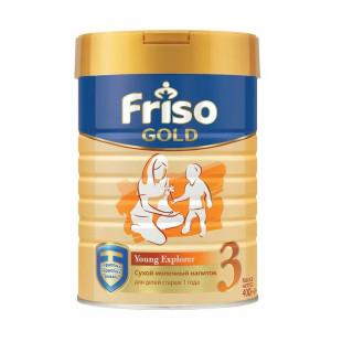 Friso Gold Молочная смесь 3, 12мес+, 400 гр Фрисо