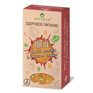 Оргтиум Пшено с Тыквой, Миндалем и кокосовым сахаром, 210 гр