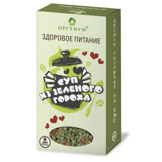 Оргтиум Суп из Зеленого Гороха, 180 гр  - 8 порций