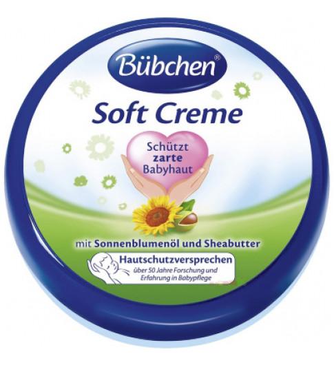 Bubchen Крем для лица и тела. 20 мл, 0мес+ (Бюбхен)