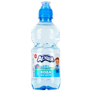 Агуша Детская вода 0,33л, 0мес+ — не требует кипячении