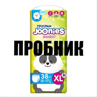 Пробник Joonies Comfort Подгузники-трусики L 9-14кг 2шт