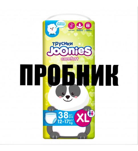 Пробник Joonies Comfort Подгузники-трусики ХL 12-17 кг, 2 шт