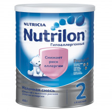 Nutrilon 2 Гипоаллергенный, 6мес+, 400гр