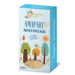 Здоровые детки Амарант, 12мес+, 300 гр