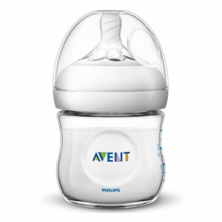 Philips Avent Бутылочка Natural 125 мл, 0 мес+