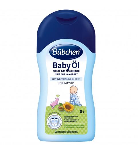 Bubchen Масло для младенцев, 400 мл, 0мес+ (Бюбхен)