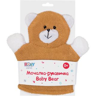 "Roxy-Kids Мочалка Рукавичка ""Медведь"""