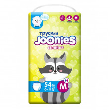 Joonies Comfort Трусики M 6-11 кг, 54 шт Джунис