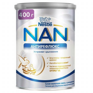 NAN Антирефлюкс 400 г с 0 мес