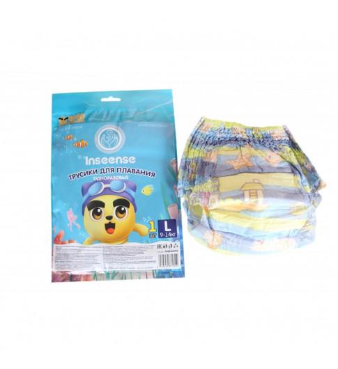 Inseense Трусики для плаванья, 1 шт, 9-14 кг одноразовые