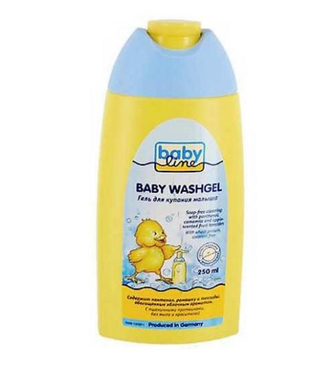Babyline Nature Детский гель для купания малыша, 250 мл