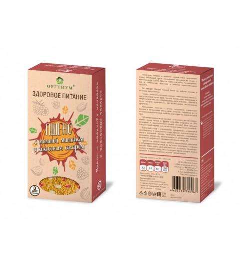 Оргтиум Пшено с Манго, Миндалем и кокосовым сахаром, 210 гр
