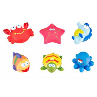 """Roxy-Kids Набор игрушек для ванной """"Морские Обитатели"""""""