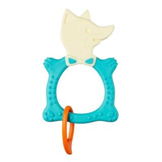 Roxy-Kids Универсальный прорезыватель Bunny, 3 мес+ (горчичный, шоколадный, зеленый, фиолетовый, мятный)