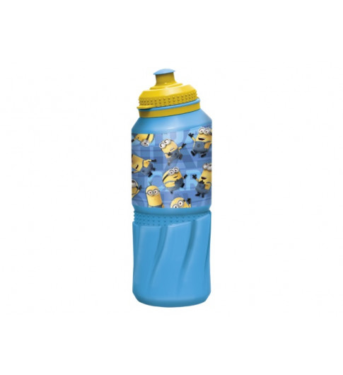 Миньоны Правила Бутылка пластик 530мл спорт