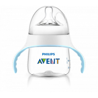 Philips Avent Бутылочка  Natural, 150 мл, 4мес+ с ручками