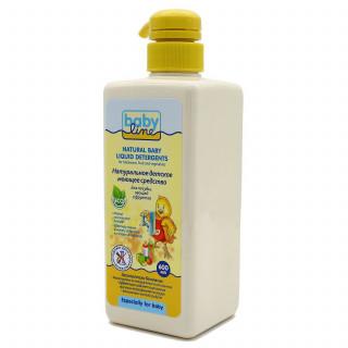 Babyline Nature Моющее средство для мытья посуды, овощей и фруктов, 600 мл