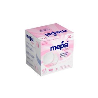 MEPSI Прокладки для груди гелевые, 30 шт