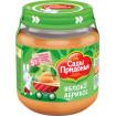 Сады Придонья Пюре Яблоко-абрикос, 6мес+, 120гр - стекло
