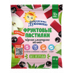 Бабушкино Лукошко Пастилки Черная Смородина, яблоко, 12мес+, 35 гр