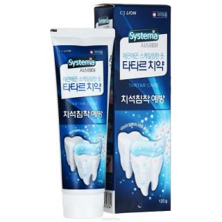 Lion Зубная Паста для профилактики против образования зубного камня, 120 гр - Корея
