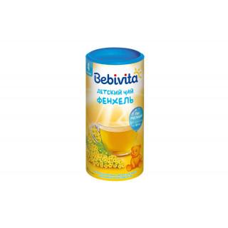 Bebivita Чай Фенхель гранулированный 200г с 4 месяцев