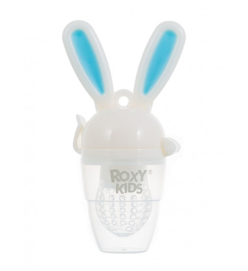 Roxy-Kids Ниблер для прикорма с поворотным механизмом добавления прикорма, 6мес+