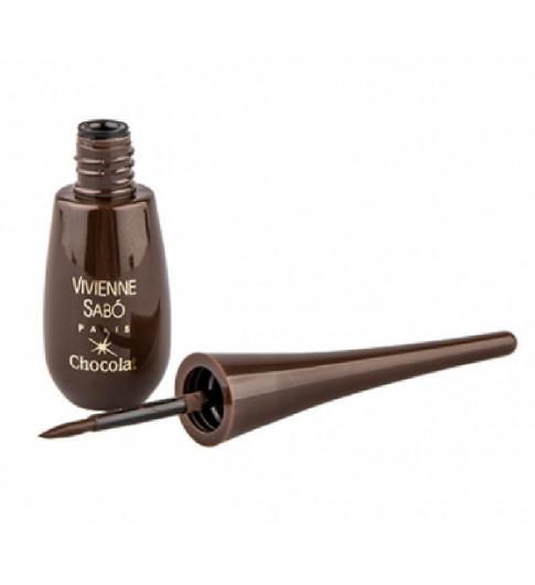Vivienne Sabo Подводка для глаз коричневая Chocolat, Вивьен Сабо Франция