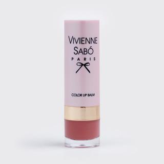 Vivienne Sabo Помада-бальзам 06 · Бежево-розовый Вивьен Сабо, Франция
