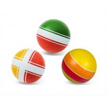 """Чебоксарский мяч 20см """"Яркие картинки"""", ручное окрашивание"""
