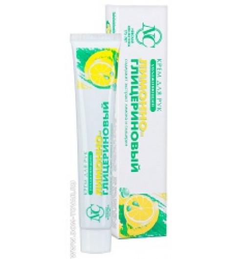 Невская косметика Лимон-глицерин крем для рук 50мл