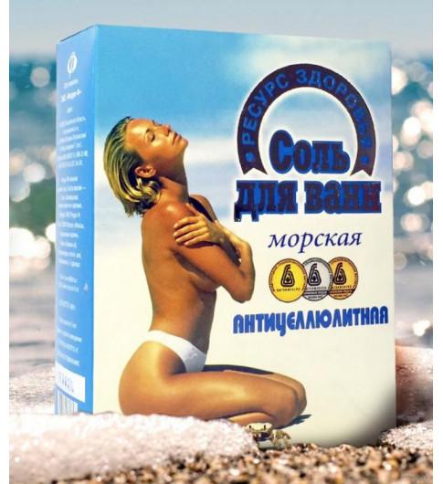 """Соль для ванн """"Антицеллюлитная"""" (600 г)"""