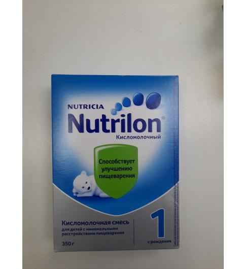 Nutrilon Premium Кисломолочный 1, 0-6 мес, 350 гр - НОВЫЙ ФОРМАТ
