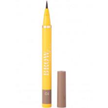 Vivienne Sabo Фломастер тон 01 для бровей Fleur du soleil - светло коричневый