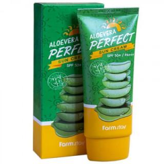 FarmStay Солнцезащитный крем для лица и тела SPF 50+/PA+++ 70мл