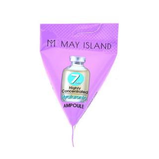 7Days Увлажняющая сыворотка  с гиалоурановой кислотой May Island , 1 шт КОРЕЯ