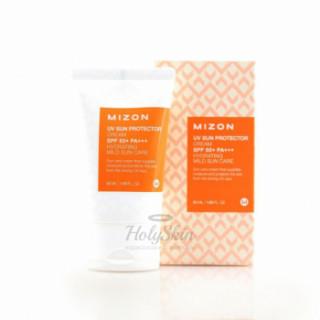 Mizon Солнцезащитный крем для лица и тела, СПФ50, 50 мл
