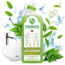Synergetic Средство для мытья сантехники Чайное дерево и Эвкалипт, 0,7 литра